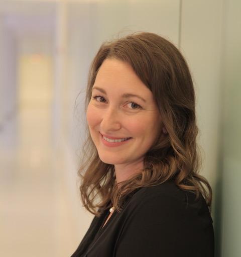 Kate Britton. Photo courtesy of TimeSlips.