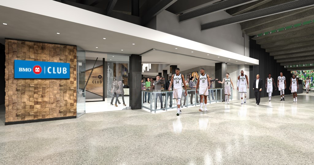 BMO Harris Bank, the Official Bank of the Milwaukee Bucks, Named Founding Partner of New Bucks Arena