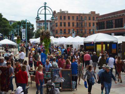 Photo Gallery: Third Ward Art Fest Draws A Crowd