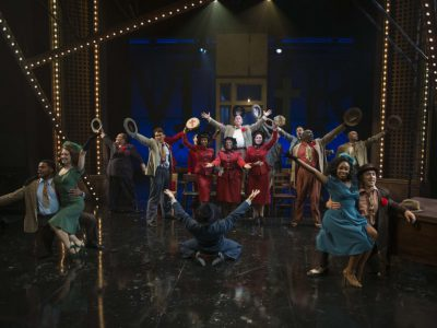 "Theater: ""Guys and Dolls"" Smacked Too Hard"