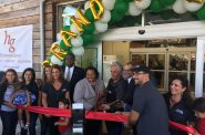 Pete's Fruit Market Ribbon Cutting. Photo by David Watters.