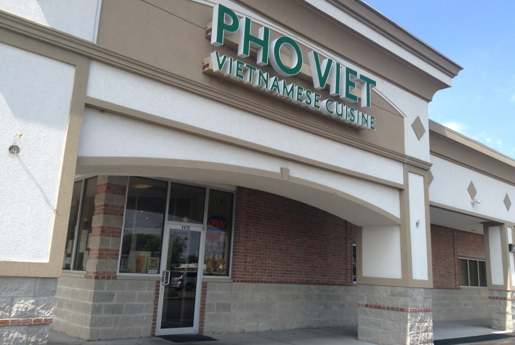 Pho Viet. Photo by Cari Taylor-Carlson.