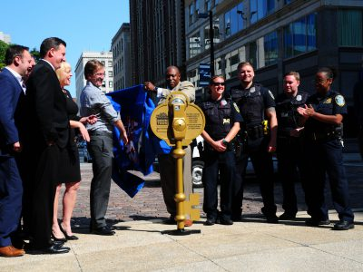 New Parking Meters Will Help Homeless
