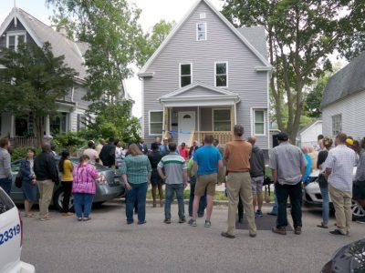 RICH Program Dedicates Its First Home