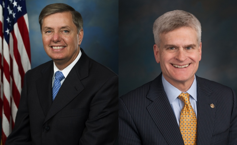 Lindsey Graham And Bill Cassidy.