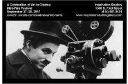 A Celebration of Art in Cinema--Mini Film Festival at Inspiration Studios