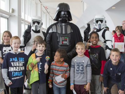 Sci-Fi Family Day Invades Discovery World with Returning Favorites and Brand New Experiences!
