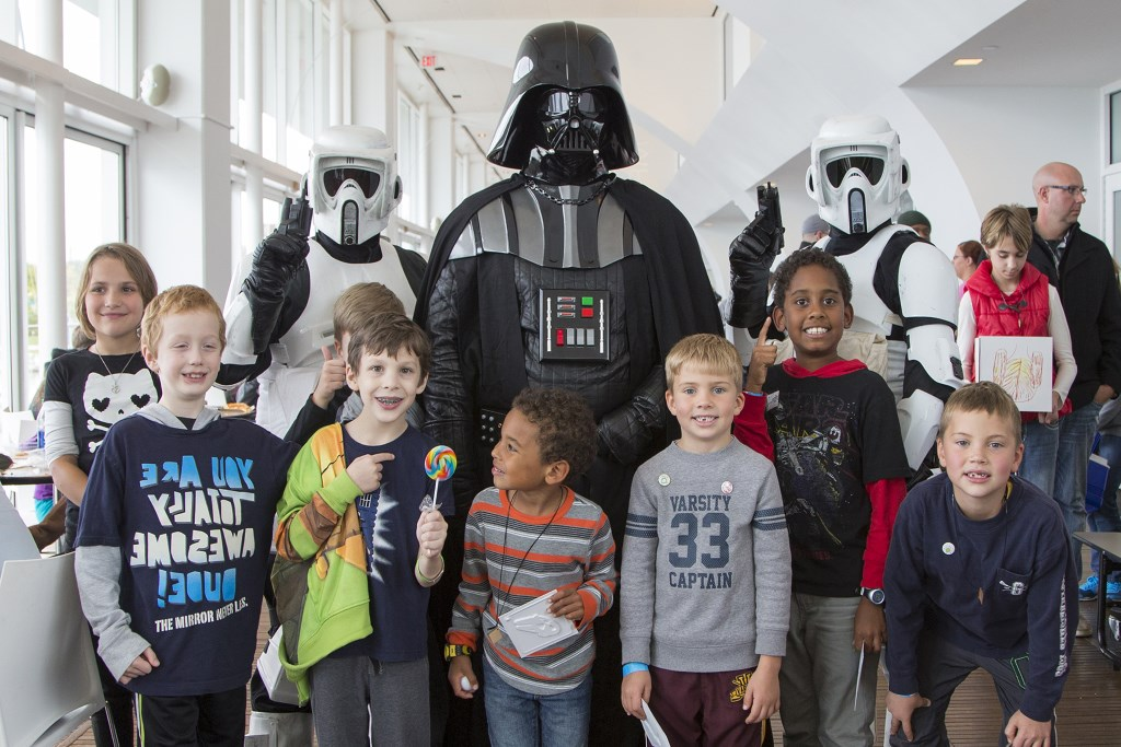 Sci-Fi Family Day Invades Discovery World with Returning Favorites and Brand New Experiences! Photo courtesy of Discovery World.