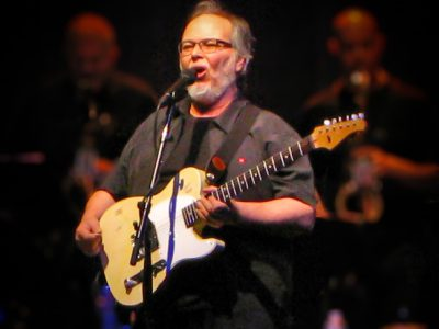 Sieger on Songs: The Legacy of Walter Becker