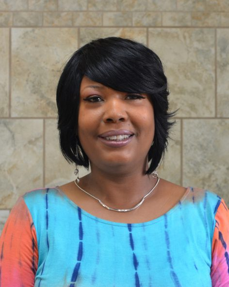 Debbie Buchanan. Photo courtesy of the Milwaukee Homeless Veterans Initiative.