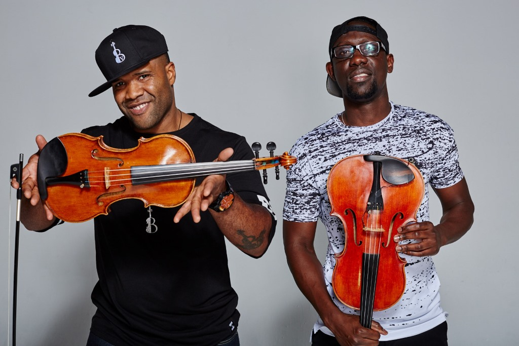 "Black Violin Announces 2017 ""Classical Boom Tour"""
