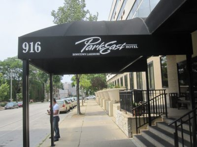 Plenty of Horne: Park East Hotel to Close