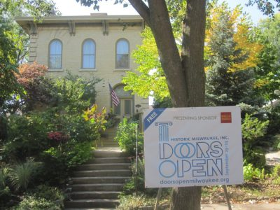 House Confidential Doors Open Edition: Historic Sanger House and Gardens