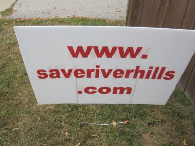 Plenty of Horne: Group Fights River Hills Development