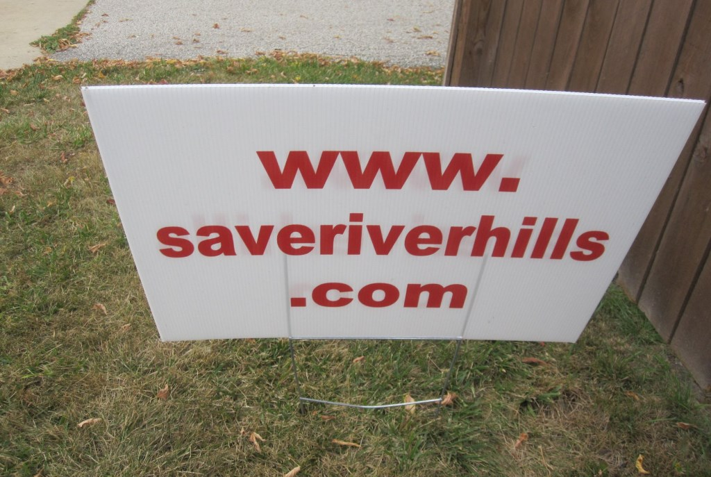 SaveRiverHills.com