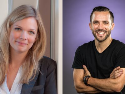 Jigsaw promotes Amanda Janssen-Egan and Mike Luedke to junior partners