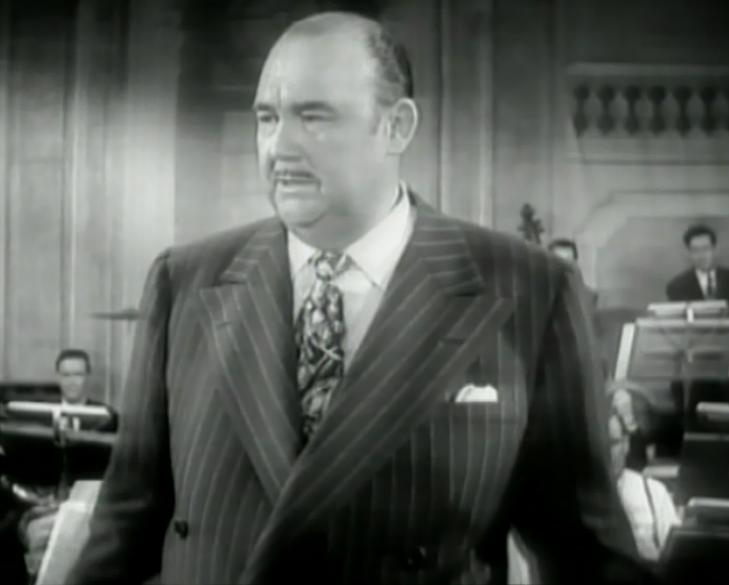Paul Whiteman in The Fabulous Dorseys