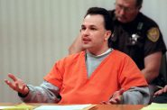 Convicted murderer Ken Hudson addresses the court at his sentencing on April 3, 2001. Outagamie County Circuit Judge Harold Froehlich sentenced him to life in prison plus 73 years for the June 25, 2000, murder of Shanna Van Dyn Hoven in Kaukauna, Wis. Hudson, who has maintained his innocence, has been granted a new round of DNA testing. (Dan Powers/USA TODAY NETWORK-Wisconsin)