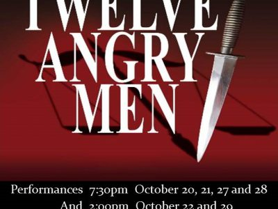 Cream City Theater presents Twelve Angry Men