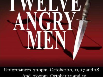 Cream City Theater presents Twelve Angry Men