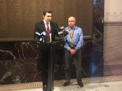 Eyes on Milwaukee: Zielinski Bashes Barrett, Flynn