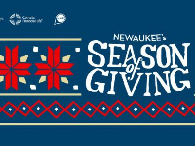 NEWaukee Announces Season of Giving presented by Catholic Financial Life