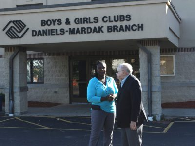North Side Boy & Girls Club Revived