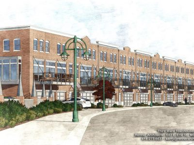 Plenty of Horne: Condo Plan Okayed for Third Ward