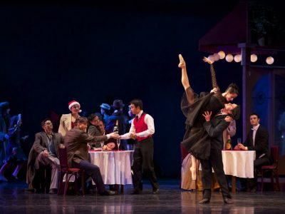 Dance: Milwaukee Ballet Goes Bohemian