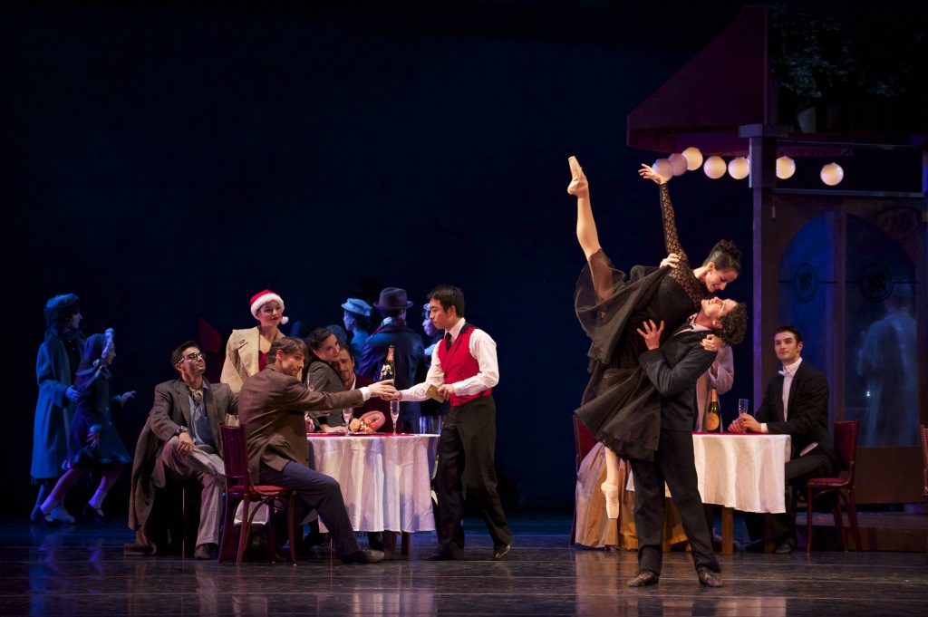 Milwaukee Ballet opens 2017-18 season with Michael Pink's <em>La Bohème</em>