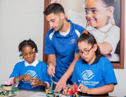 Don and Sallie Davis Boys & Girls Club. Photo courtesy of STEM Forward.