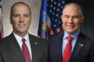 Brad Schimel and Scott Pruitt.