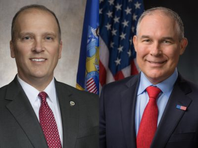 Op Ed: Schimel and Pruitt, the Anti-Environmentalists