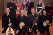 The Boston Camarata and Sharq Arabic Music Ensemble. Photo courtesy of Early Music Now.