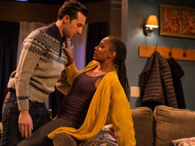 Theater: 'Sex With Strangers' Scores