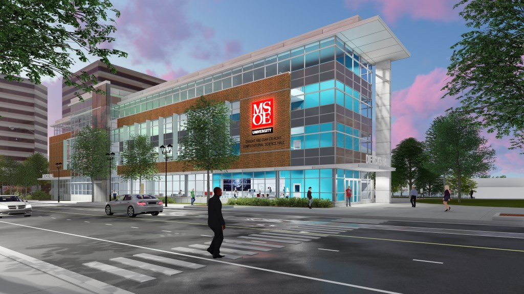 $34 Million Gift to Transform MSOE into National Leader in Artificial Intelligence and Computational Science Education