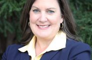 Gina Sholtis. Photo courtesy of Marquette University.