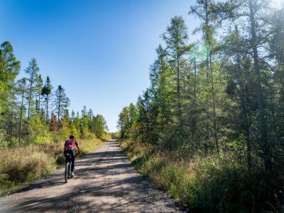 Bike Czar: Gravel Roads Make Great Bike Trails