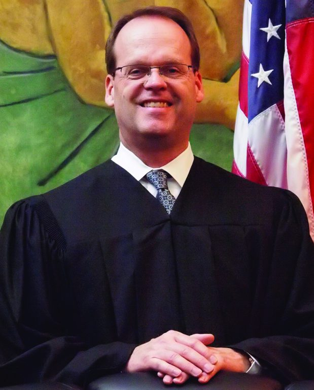 Andrew Jones. Photo courtesy of the Committee to Retain Judge Andrew Jones.