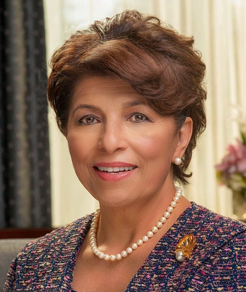 Jovita Carranza. Photo by Cpconsulting (Own work) [CC BY-SA 4.0 (https://creativecommons.org/licenses/by-sa/4.0)], via Wikimedia Commons.