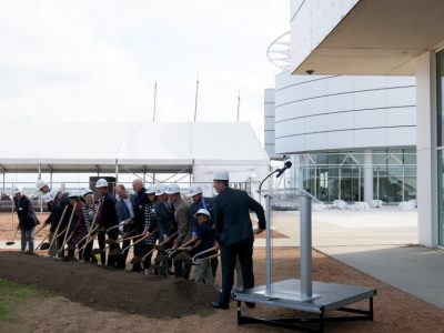 Discovery World Breaks Ground on Major Addition
