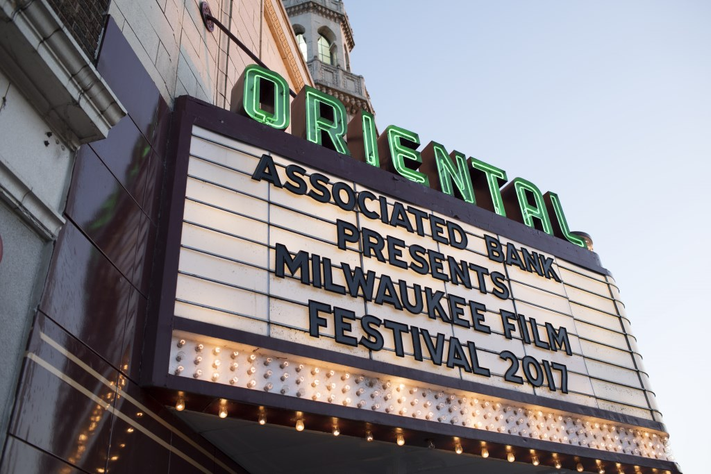The 2017 Milwaukee Film Festival. Photo by Jennifer Johnson/Milwaukee Film.