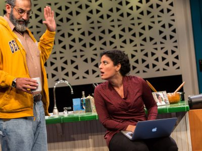 Theater: Rep Scores Again with Akhtar Play