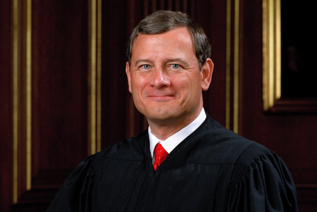 John Roberts. Photo is in the Public Domain.