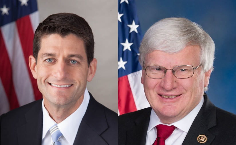 Paul Ryan and Glenn Grothman