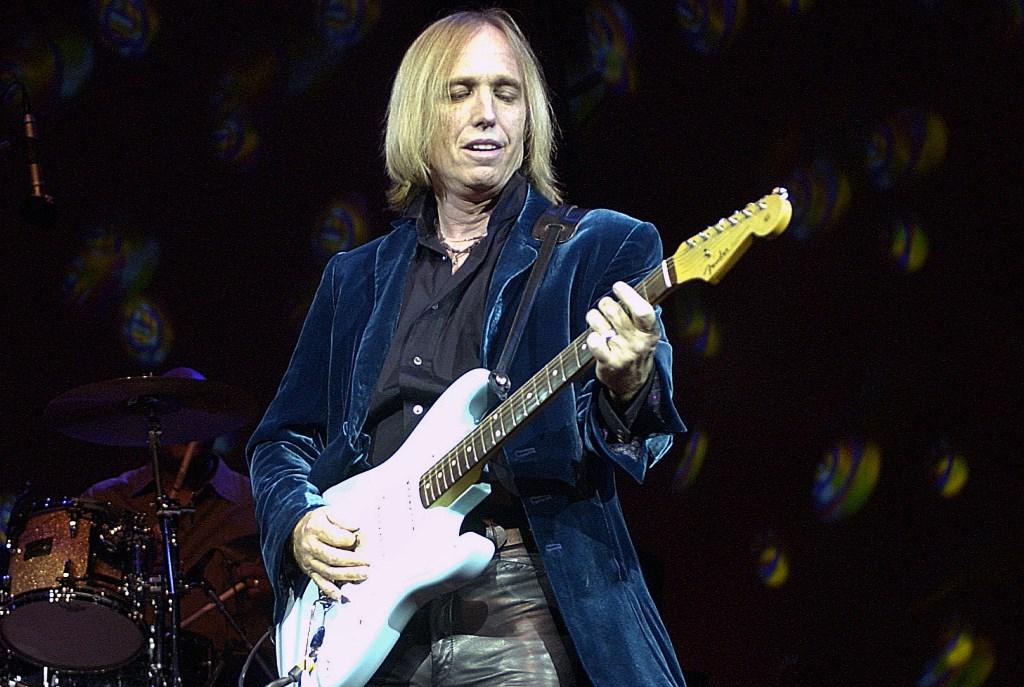 Tom Petty. Photo by Erol Reyal ©.