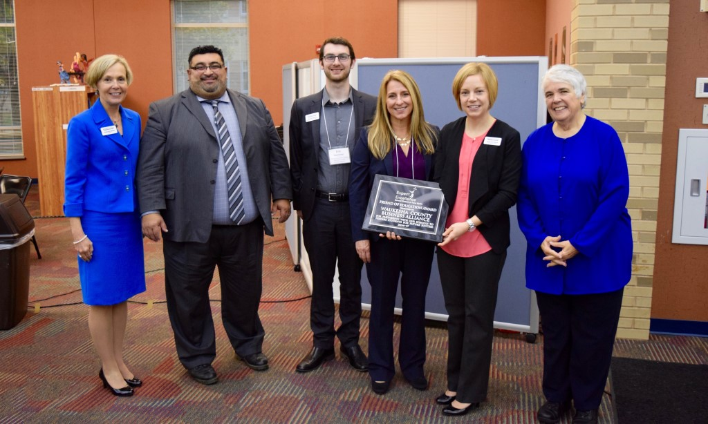 STEM Forward Honors Exemplary STEM Leaders in Southeastern Wisconsin