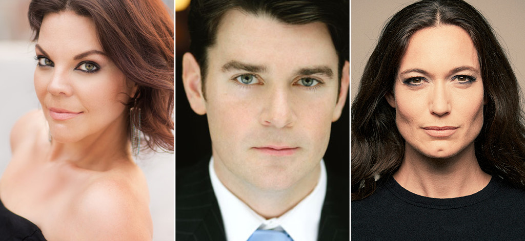 Rena Harms, Keith Phares and Kate Royal. Photo courtesy of the Florentine Opera Company.