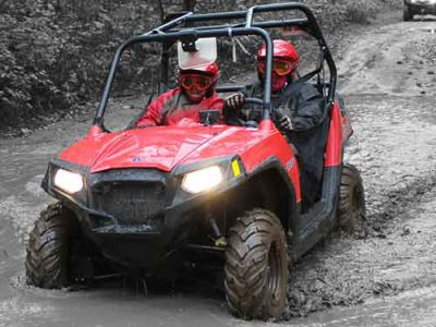 Campaign Cash: DNR Opens Huge Forest to ATV Drivers