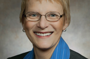 Deb Kolste. Photo from the 2013-14 Blue Book.